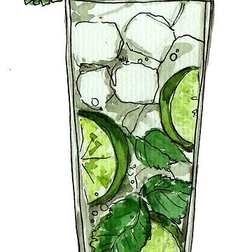 One Mojito please by KaylaPhan