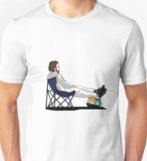 Formula 1 - Fernando Alonso deckchair - Cutout Unisex T-Shirt