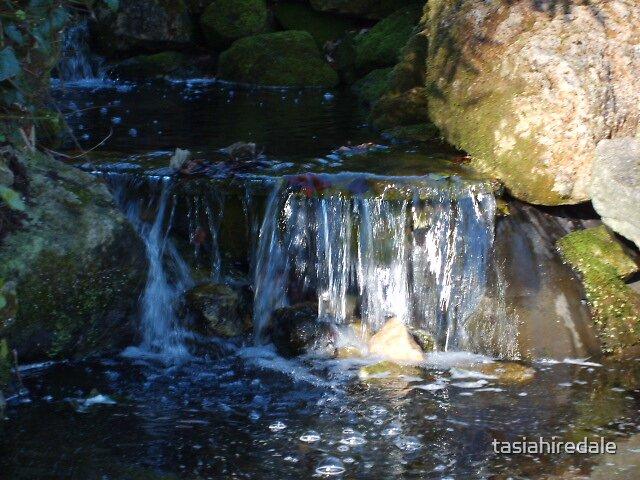 Waterfall by tasiahiredale