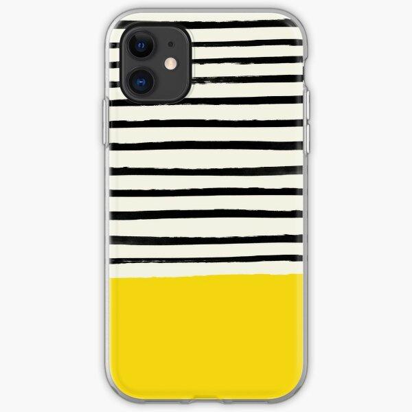 Sunshine x Stripes iPhone Soft Case