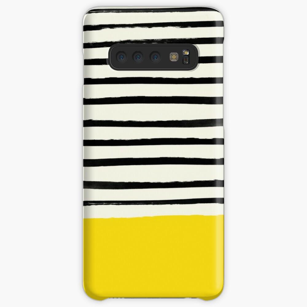 Sunshine x Stripes Case & Skin for Samsung Galaxy