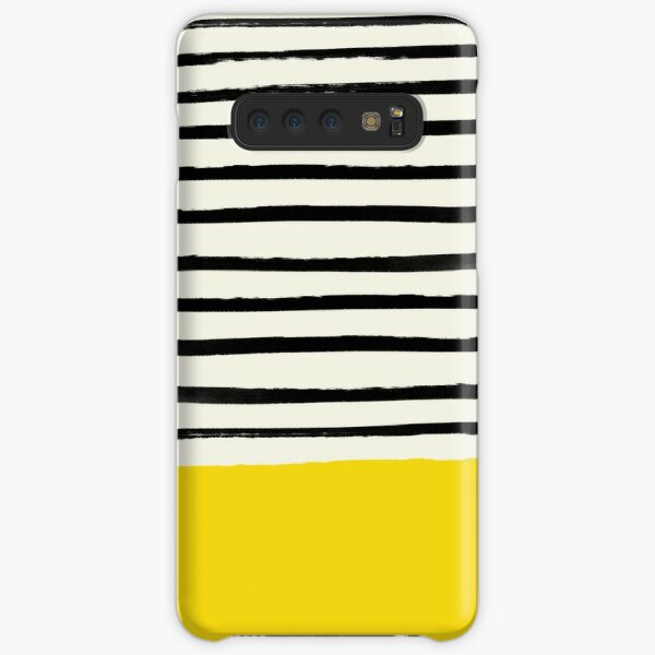 Sunshine x Stripes Samsung Galaxy Snap Case