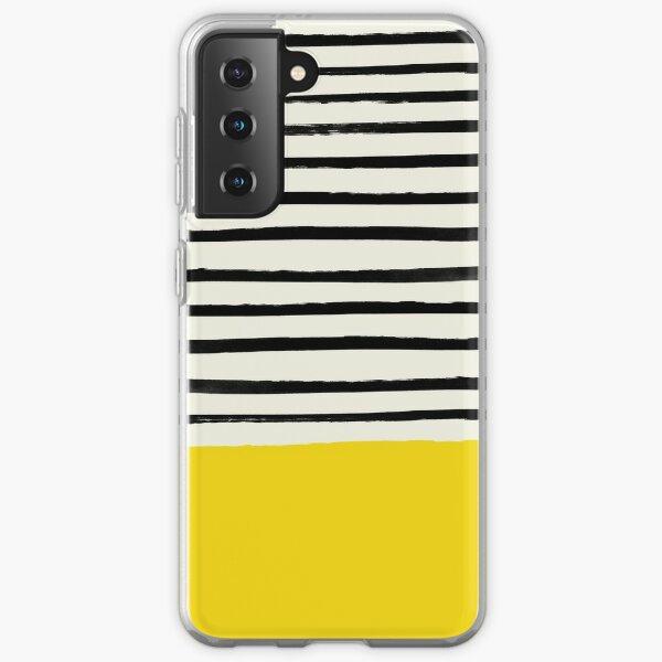 Sunshine x Stripes Samsung Galaxy Soft Case