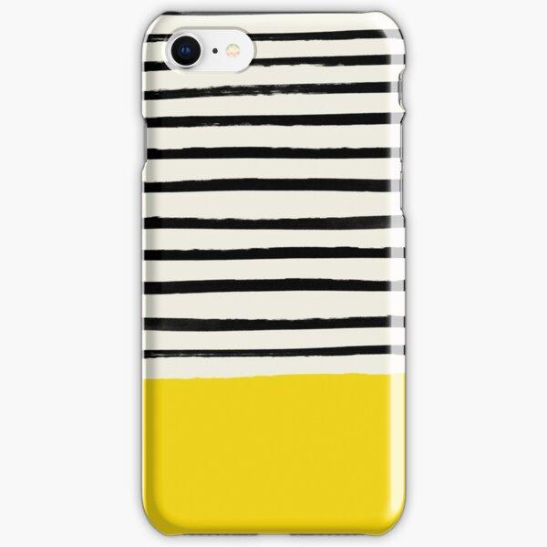 Sunshine x Stripes iPhone Snap Case