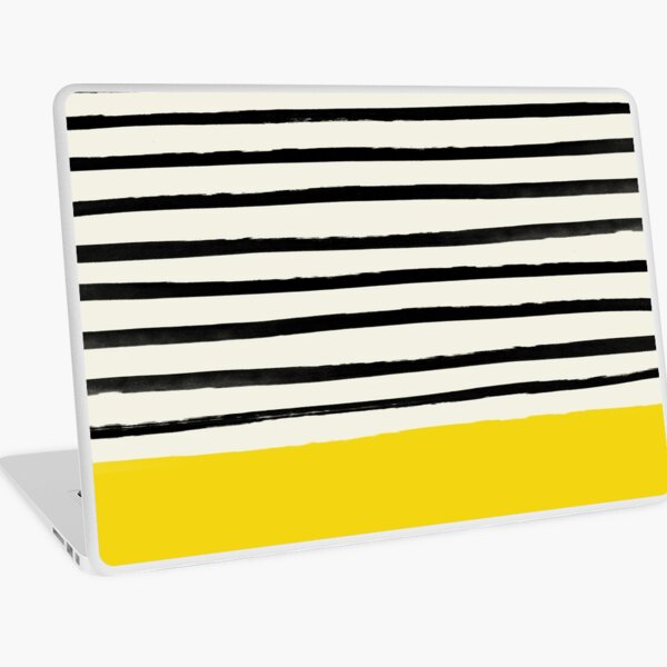 Sunshine x Stripes Laptop Skin