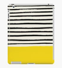 Sunshine x Stripes iPad Case/Skin