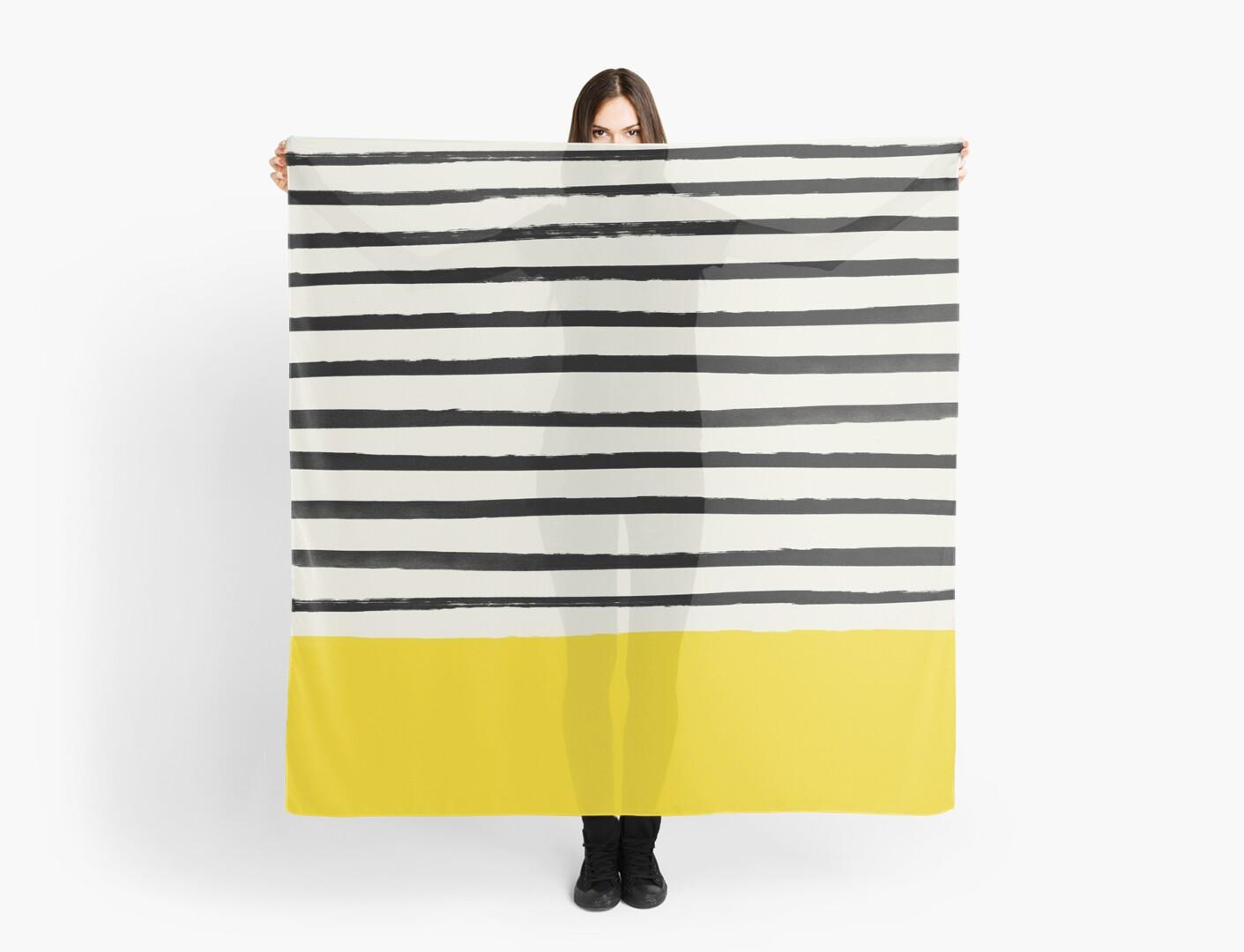 Sunshine x Stripes by Leah Flores