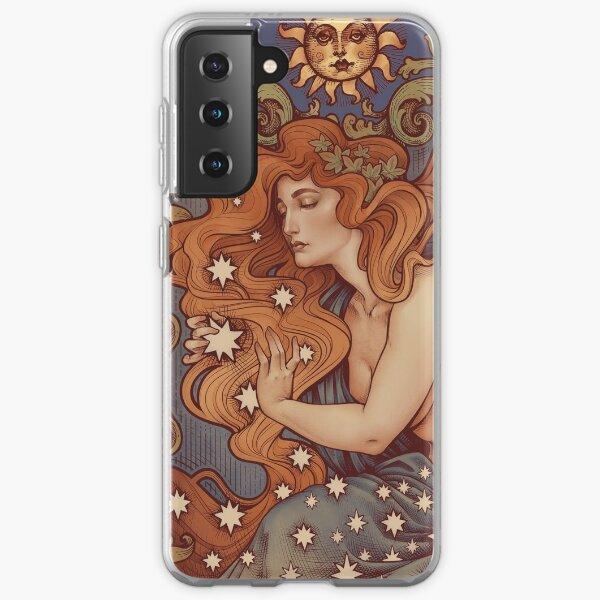 COSMIC LOVER - Color version Samsung Galaxy Soft Case