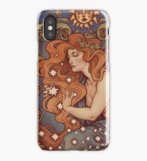 COSMIC LOVER - Color version iPhone Case/Skin
