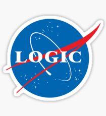 LOGIC Sticker