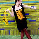 Yellow Brick...Wall by firemarie