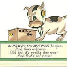A 'Ham' For Christmas? by artwhiz47