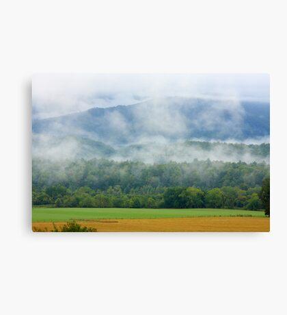Peaceful Morn Canvas Print
