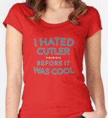 Cut Cutler! Women's Fitted Scoop T-Shirt