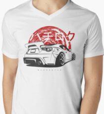 GT86 Hachiroku Men's V-Neck T-Shirt