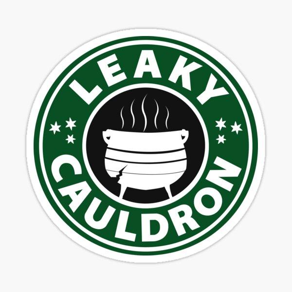 Leaky Cauldron Pegatina
