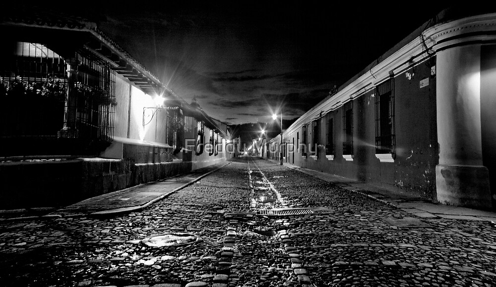 Dark Street by Freddy Murphy