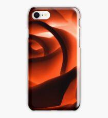 Rose Illuminated iPhone Case/Skin