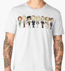 WHO-DUN-IT Men's Premium T-Shirt