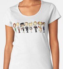 WHO-DUN-IT Women's Premium T-Shirt