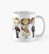 WHO-DUN-IT Mug