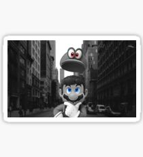 Mario Bros Sticker
