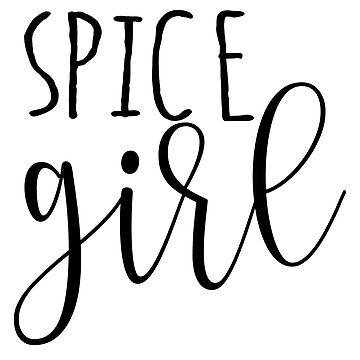Spice Girl by gabsycakes