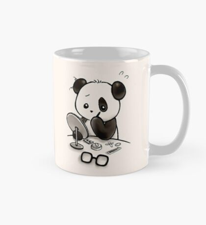 Panda Makeup Mug