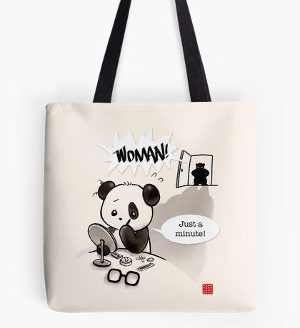 Woman! Tote Bag