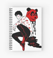 Will He - Joji Spiral Notebook