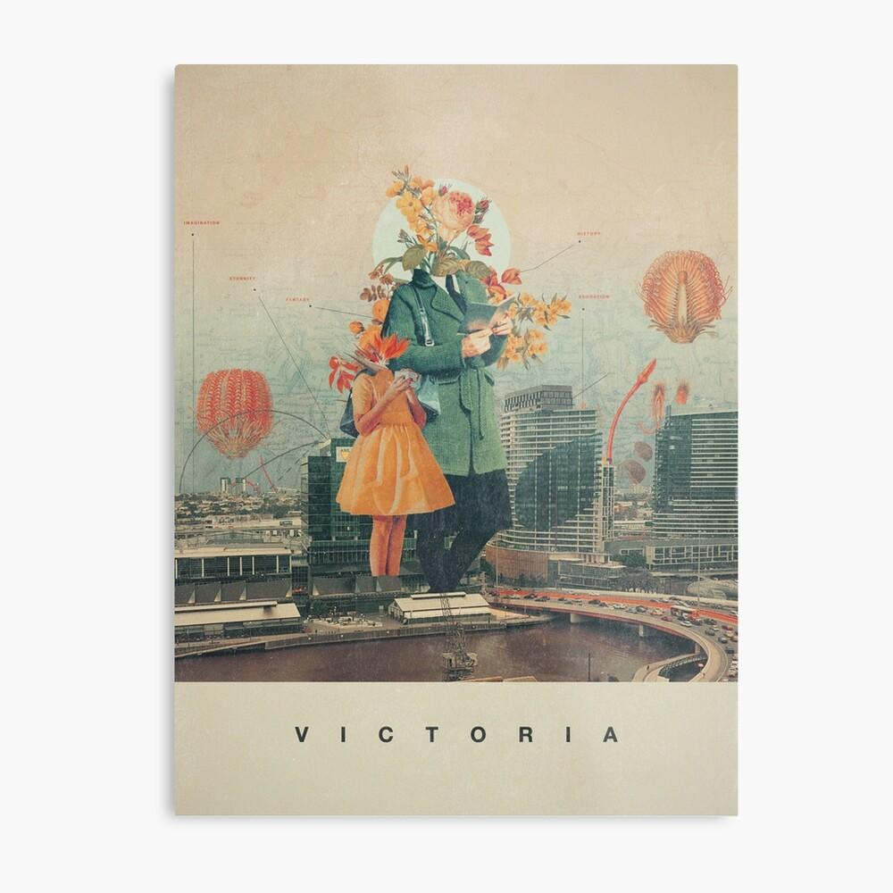 Victoria Metal Print