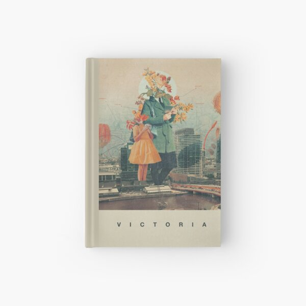 Victoria Hardcover Journal