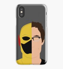 The Man In The Yellow Suit 1/2 iPhone Case