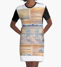 PARADISE RELOCATED Graphic T-Shirt Dress