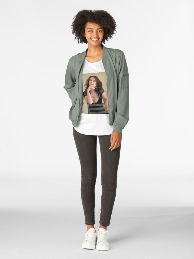 Alternate view of Tanya Marie Premium Scoop T-Shirt