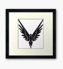 The Fly Bird - Maverick Jake Paul T-Shirt Framed Print