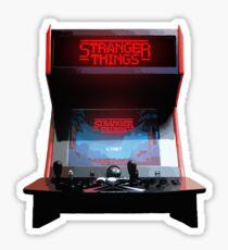 Arcade Stranger Cab Sticker