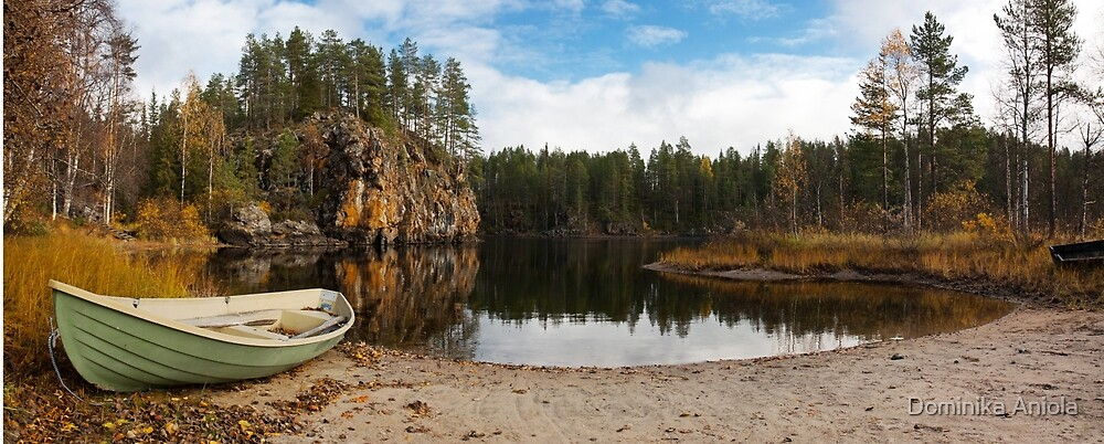 Oulanka National Park by Dominika Aniola