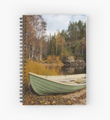 Oulanka National Park Spiral Notebook