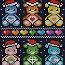 A Caring Teddy Christmas by Gilles Bone