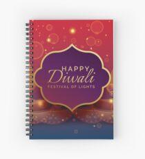 Diwali Spiral Notebook
