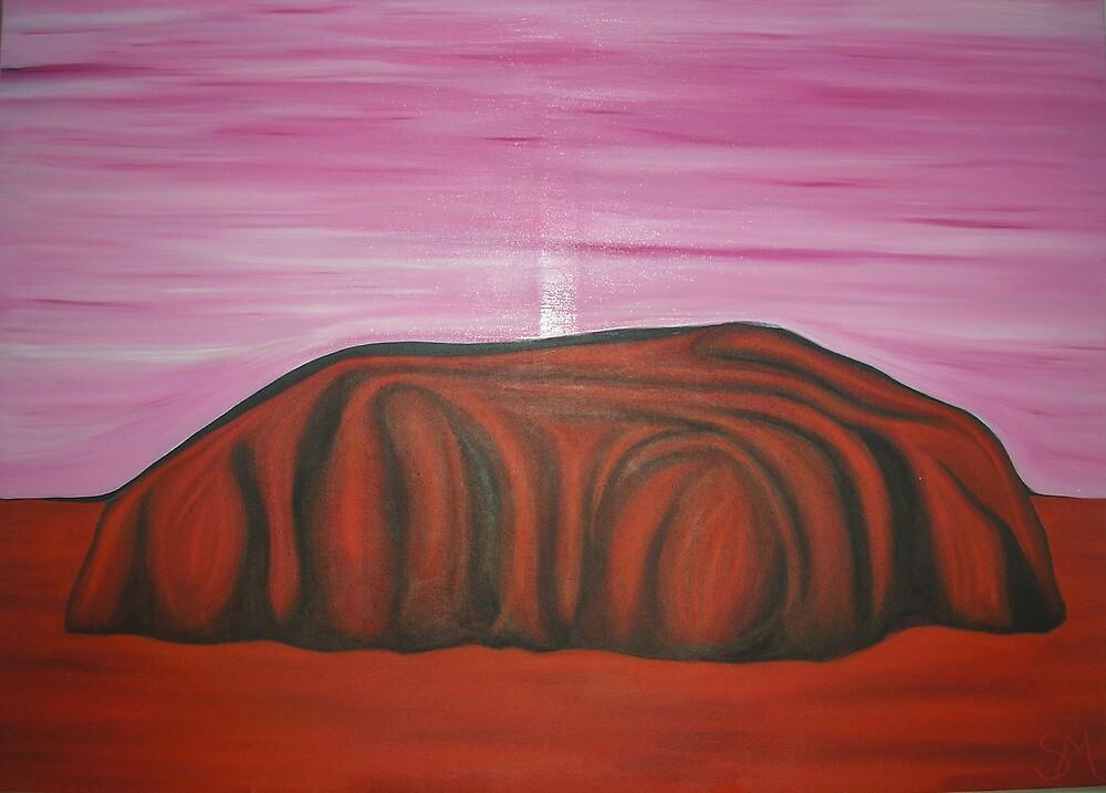 Uluru by Truecolours