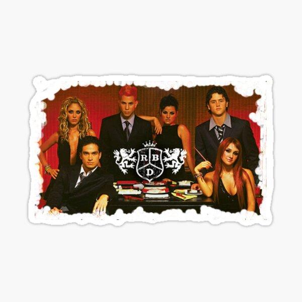 RBD - Nuestro Amor Pegatina