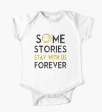 Some Stories Stay With Us Forever - Detective Style Kids Clothes