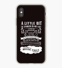 A little bit of Damon In My Life! iPhone Case