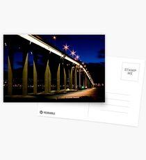 Tasman Lights Postcards