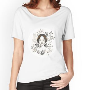 T-shirt coupe relax