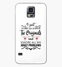 Watch and Ignore Case/Skin for Samsung Galaxy