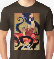 Hunter S Thompson Fear and Loathing Art T-Shirt