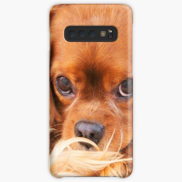 A Special Friend~ Cavalier King Charles Spaniel  Samsung Galaxy Snap Case